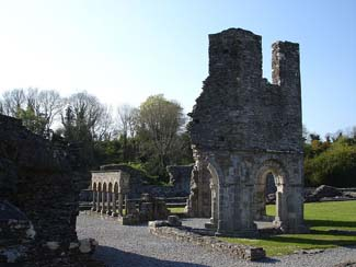 Old Mellifont Abbey - Drogheda County Louth Ireland