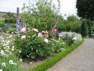 Ballindoolin House and Garden - Carbury County Kildare Ireland
