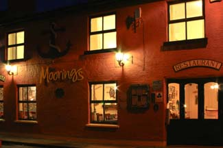 Moorings, The