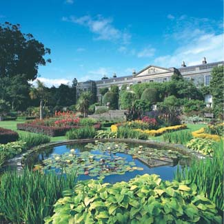 Mount Stewart House & Gardens - Newtownards County Down Northern Ireland