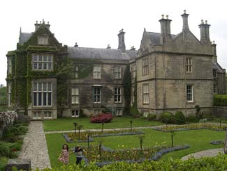 Muckross House & Gardens & Traditional Farm - Killarney County Kerry Ireland
