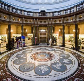 National Museum of Ireland - Archaeology - Kildare Street Dublin 2 Ireland