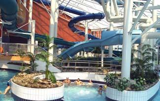 National Aquatic Centre - AquaZone - Abbotstown Dublin 15 Ireland