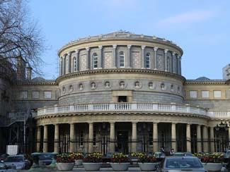 National Library of Ireland - Kildare Street Dublin 2 Ireland