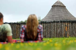 Navan Centre & Fort - Armagh County Armagh Northern Ireland