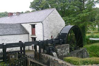 Newmills Corn & Flax Mills - Letterkenny County Donegal ireland