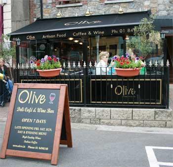 Olive - Skerries