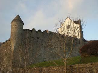 Parkes Castle - Fivemile Bourne County Leitrim Ireland