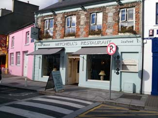 Mitchells Restaurant - Clifden County Galway ireland