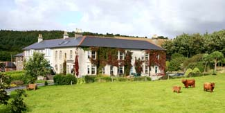 Glendine Country House - Arthurstown County Wexford Ireland