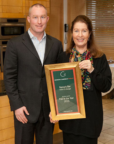 Pub of the Year 2013 | Nancy's Bar, Ardara, Co Donegal