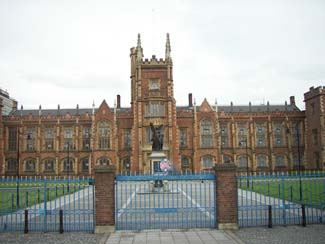 Queens University - Queens University Belfast - Belfast Northern Ireland