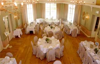 Rathmullan House - County Donegal Wedding Venue - Set Up