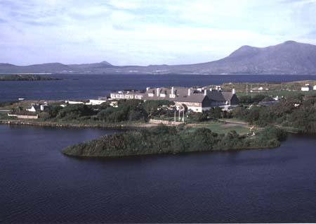 Renvyle House Hotel, Renvyle, County Galway, Ireland