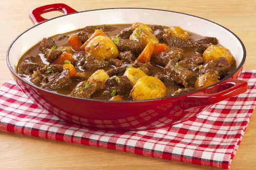 Rich & Hearty Potato Stew