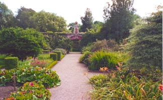 Rowallane Garden - Saintfield Ballynahinch County Down Northern Ireland