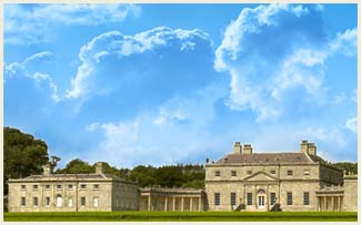 Russborough House - Russborough House Wicklow - Blessington County Wicklow Ireland