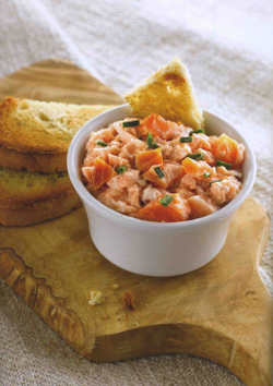 Rustic Potted Salmon