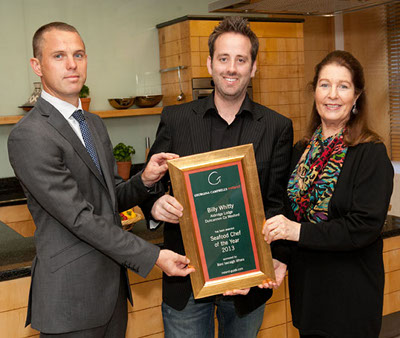 Seafood Chef of the Year 2013 | Billy Whitty, Aldridge Lodge, Duncannon, Co Wexford