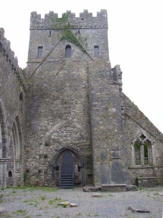 St Marys Church - Gowran County Kilkenny Ireland