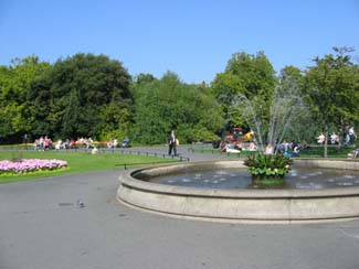 St Stephens Green - Dublin 2 Ireland