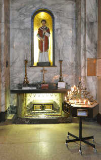 St. Valentines Shrine, Dublin