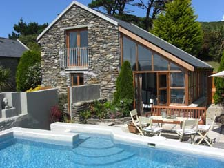 The Artists Cottage - Self Catering Accommodation - Lahardonta Kilcrohane Bantry County Cork