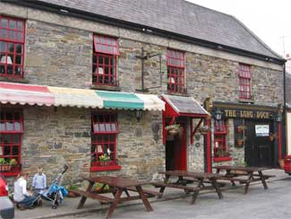 The Long Dock Pub - Carrigaholt County Clare Ireland