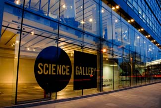 The Science Gallery - Trinity College Dublin 2 Ireland