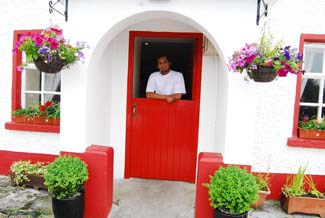 The Cottage Restaurant - Jamestown County Leitrim Ireland