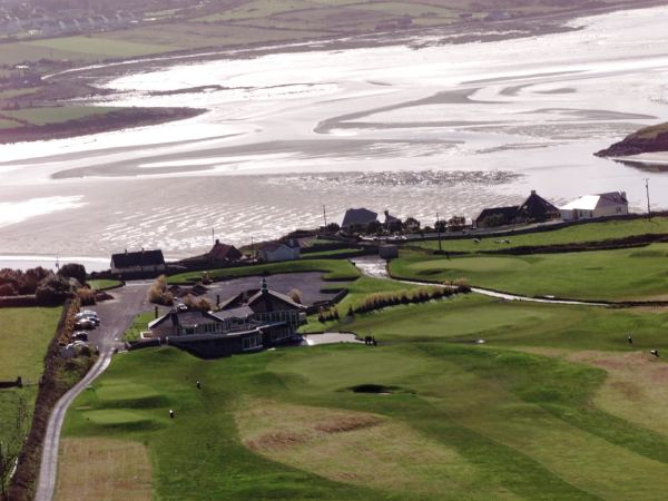 Tralee Golf Clubhouse