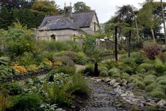 June Blakes Garden - Blessington County Wicklow Ireland