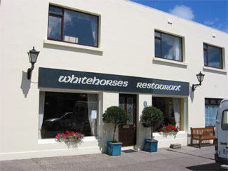 White Horses Restaurant - Ardmore County Waterford Ireland