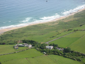Whitepark House - B&B Ballintoy County Antrim Northern Ireland
