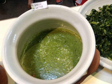 Ardkeen Nettle and Wild Garlic Soup