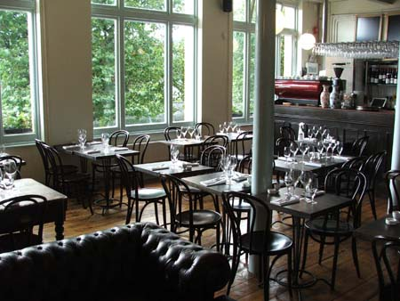 The Winding Stair Restaurant, Dublin