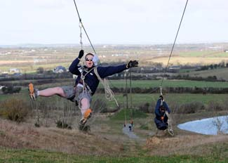 Xtreme.ie - Adventure Centre - Courtlough Balbriggan County Dublin Ireland