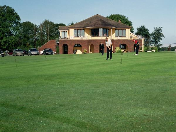 West Waterford Golf Clubhouse