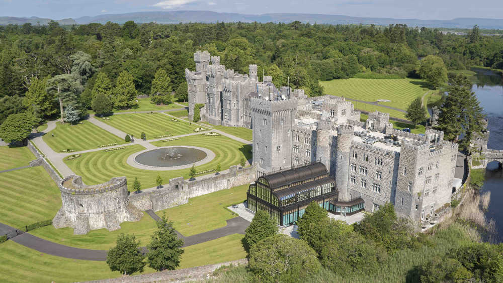 Beautifully Situated Overlooking Lough Corrib, Irelandu0027s Grandest Castle  Hotel Dates Back To The 13th Century And   Famously Chosen By Rory McIlroy  And His ...