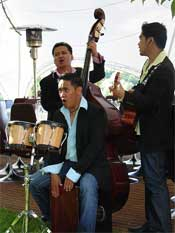 Bellinter House - Wedding Band - Manila Strings