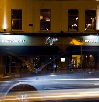 Bijou Bistro - Rathgar Dublin 6 Ireland