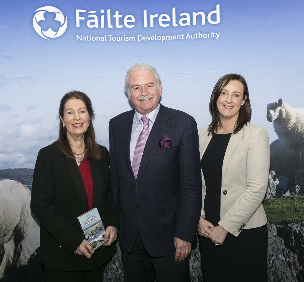 Georgina Campbell Irish Breakfast Awards 2018 in association with Failte Ireland