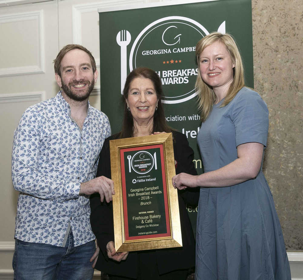 The Georgina Campbell Irish Breakfast Awards 2018 in association with Failte Ireland