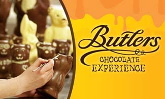 The Butlers Chocolate Experience - Dublin 17 Ireland