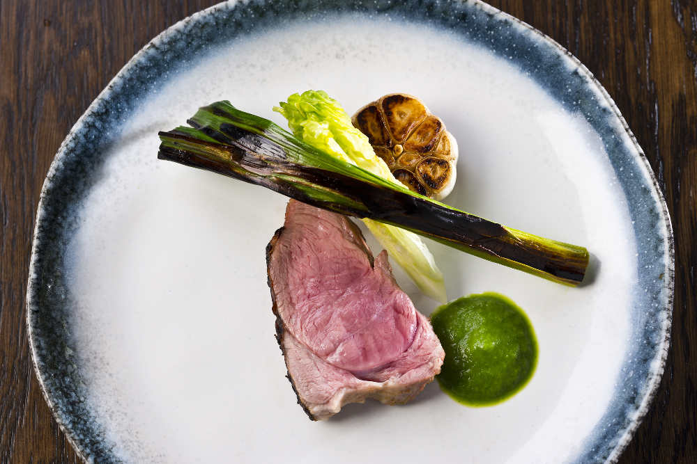 Buttermilked Lamb