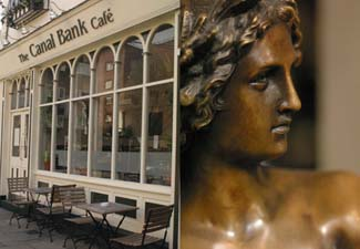Canal Bank Cafe - Dublin 4 Ireland