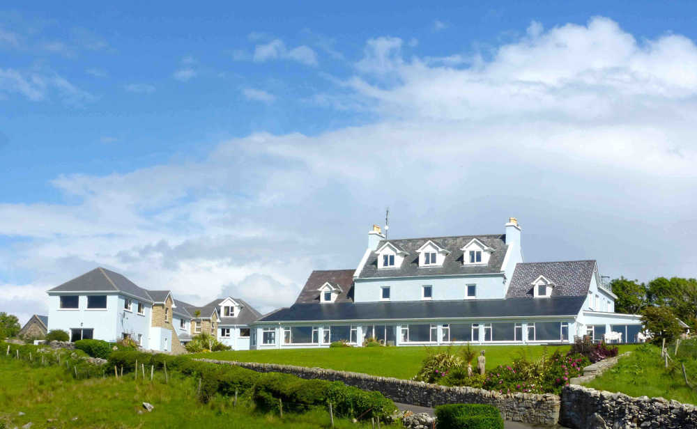 Cashel House Hotel - Connemara County Galway Ireland