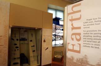 Clare Museum - Ennis County Clare Ireland