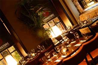 Cornstore Restaurant, The