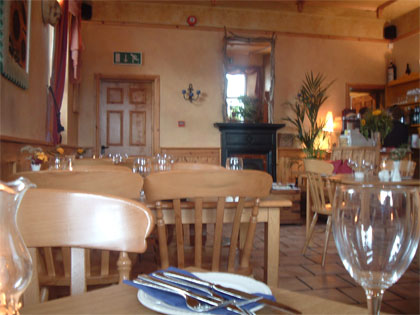 Courthouse Restaurant & Accommodation, The